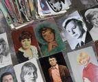 Открытки актёров и артистов советских времён